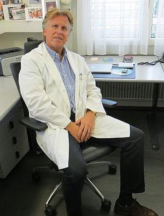 Dr. med. dent. Peter Wieslander