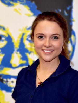 med dent Anna Rüedi